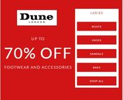 Dune Outlet Sale - up to 70% OFF