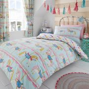 Kids Carousel Bedding £9.99 | Happy Linen Company