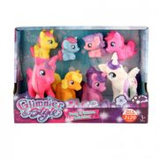 Glimmer & Style Unicorn and Pony Set