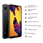 Huawei P20 Lite 64 GB 5.8-Inch FHD+ FullView Android 8.0 SIM-Free Smartphone