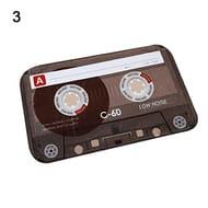 40 X 60cm Retro Creative Cassette Doormat Kitchen Bathroom Entrance Welcome Mat