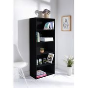 Lokken 5 Tier Bookcase - Black NOW £16.00 WAS £19.99