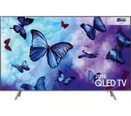 """*SAVE £230* SAMSUNG 55"""" Smart Ultra HD HDR QLED 4K TVPLUS / Twin Freesat HD"""