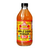 Bragg Organic Apple Cider Vinegar with the Mother 473ml