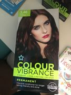 Plum Passion Hair Dye