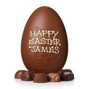 Toffee, Fudge and Caramel Easter Egg (208g)