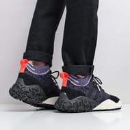 Adidas Originals F/2 TR Primeknit Shoes Purple/Core Black/Cloud White