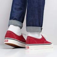 Vans Authentic 44 DX Shoes (Anaheim Factory) OG Brick/Suede