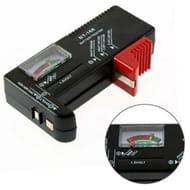 Battery Tester Universal for Digital AA AAA C D 9V 1.5V