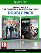 Xbox One Tom Clancy's Rainbow Six Siege and the Division Double Pack