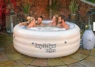 £100 OFF. Lay-Z-Spa Vegas Pool Hot Tub