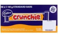 48 Cadbury Crunchie Chocolate Bars