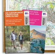 15% off Custom Map Orders of 30 or More at Ordnance Survey