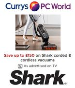 SHARK Vacuums - Going Cheap at Currys!