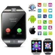 Smart Wrist Watch Compatible with Samsung Xiaomi Huaiwei IPHONE Smartphones