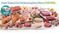 Muscle Foods - Free Meat Hamper when you buy £39 hamper
