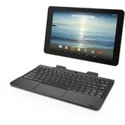 RCA 2-in-1 Saturn 10 PRO 10.1 Inch Android Tablet with Keyboard