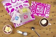 BAKEDIN Mug Mix Samples (3 Flavours)