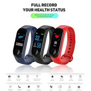 Bluetooth Fitness Tracker   Activity Tracker Watch with Heart Rate Monitor