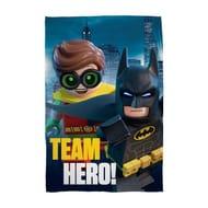 Lego Batman Hero Fleece Blanket