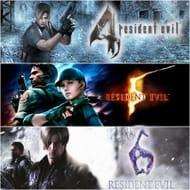 PS4 Resident Evil Triple Bundle Pack £11.99 at PlayStation Network