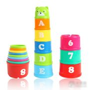 Child Measure up Stacking Cups