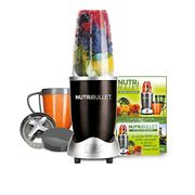 £49.99 with Voucher! NUTRiBULLET 600 Series 600W, 8 Piece Set - Black