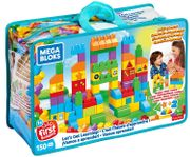 SAVE £13.50. Mega Bloks - Let's Get Learning Bag ***4.9 STARS***
