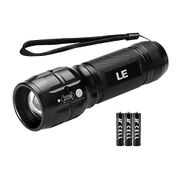 Torch, Pocket Size, 3 AAA Batteries Included