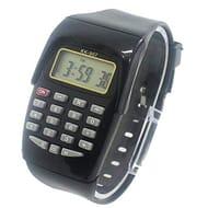 Fashion Student Calculator Watch