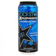 Rockstar Xdurance Blueberry Energy Drink 500ml