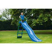 Chad Valley 9ft Wavy Slide - 18% Off
