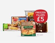 Co Op Freezer Fillers (Meal Deal) £4.50 (NUS)/£5.00