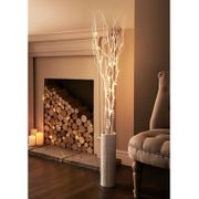 Glitter Branch LED Lights 1.2m NOW £0.50 WAS £1.00