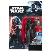 Hasbro - B8609 - Star Wars - Kylo Ren - 9 Cm with Accessories