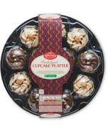 Cupcake Indulgence Platter