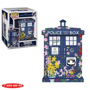 Doctor Who TARDIS Clara Memorial 6-Inch Funko POP! Vinyl