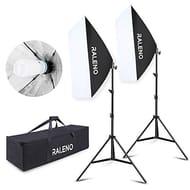 20% off Softbox Photography Lighting Kit, 2pcs 2028 Continuous Studio £39.02
