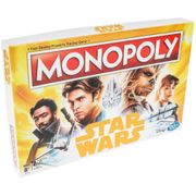 Hasbro Star Wars Han Solo Monopoly - Free Delivery with Code (SAVE £20)