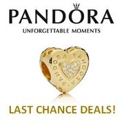 50 PANDORA LAST CHANCE DEALS! at Argento - up to 50% OFF