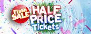 Drayton Manor Half Price Tickets for Sat 11th or Sun 12th May 2019.
