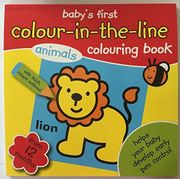 Colour in the Line Book - 33% Off