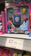 Shopkins 5 Pack - Instore Liverpool Home Bargains