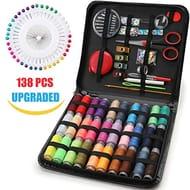 138 Piece Sewing Kit - Save 66%