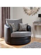 *SAVE £229* Hilton Swivel Chair