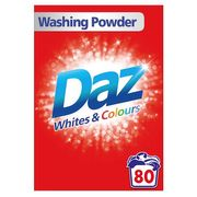 Daz Washing Powder 5.2Kg 80 Washes