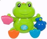 Hamleys Water Fun Musical Frog