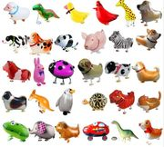 Animal Foil Balloons from 78p