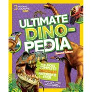 National Geographic: Ultimate Dinosaur Dinopedia, HB 2nd Edition