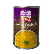 Weight Watchers Country Vegetable Soup 295g (4 for £1)